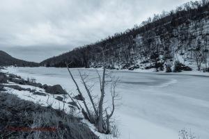 Ausable River along route 73
