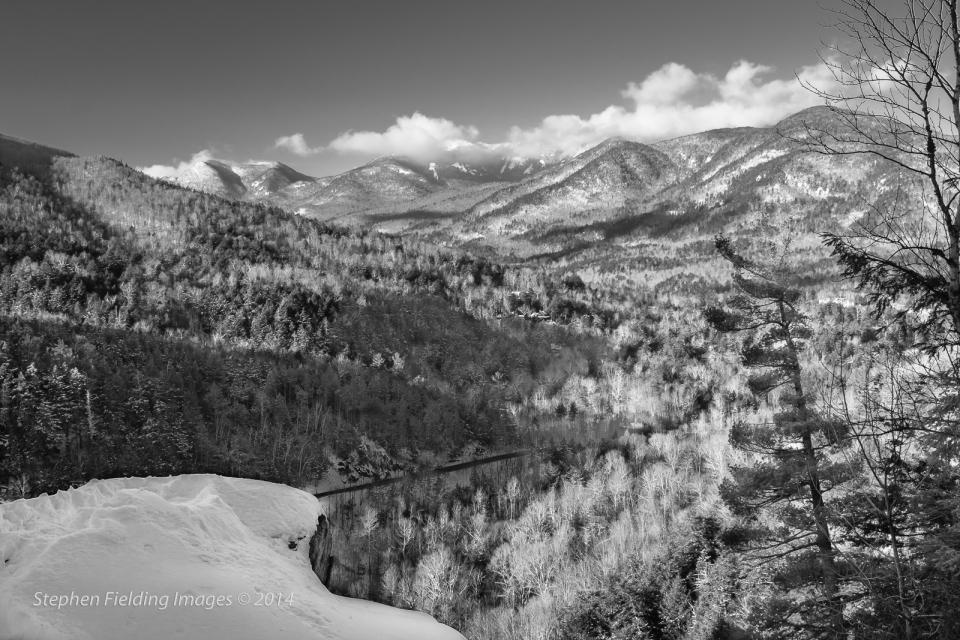 High Peaks Winter
