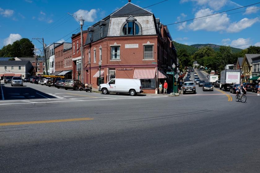 Main St., Camden, ME