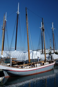 Windjammer maintenance