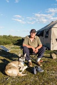 Tundra Tom, with Girly