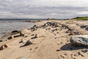 Rocky Beach: Kuujjuaq