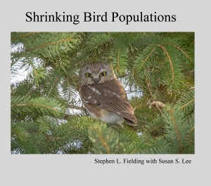 My photography explores the condition of our natural environment and what influences that condition. Climate certainly plays a role, as does the way we, collectively, live. Birds are a good indicator of how the environment is doing, which is why this book estimates current populations and changes over the past 30 to 40 years for the birds whose photographs appear here. Soft-cover, 8