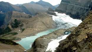 Grinnell Glacier Overlook: 2006